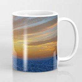 Sunset on the Horizon III Coffee Mug