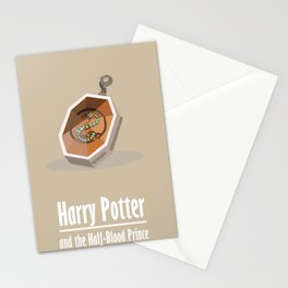 Half-Blood Prince Stationery Cards