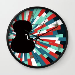 Shostakovich Cello Concerto Wall Clock