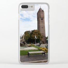 Turm Trelleborg Clear iPhone Case