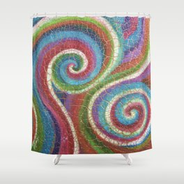 Fragile Soul Shower Curtain