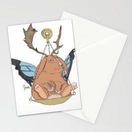 Zodiacal Chimera: The Rabbit Stationery Cards