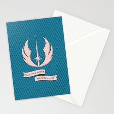 Jedi Blueprints Stationery Cards