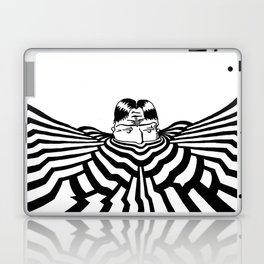 Ripplescape #2 Laptop & iPad Skin