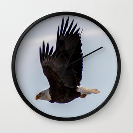 Flying High Wall Clock