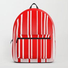 Red Track Backpack