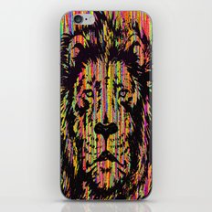 The King Of Colour iPhone & iPod Skin