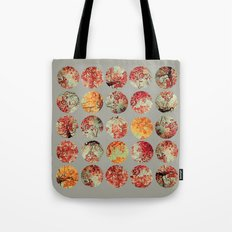 Inkblot Quilt - by Garima Dhawan and Joy StClaire Tote Bag