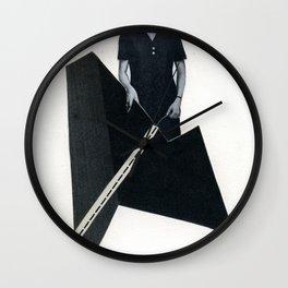 this modern world Wall Clock