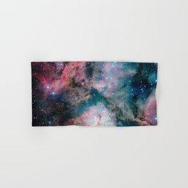 Carina Nebula - The Spectacular Star-forming Hand & Bath Towel