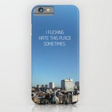 Hate iPhone 6s Slim Case