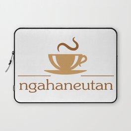warm coffee Laptop Sleeve
