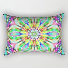 Kaleidoscope 02 Rectangular Pillow
