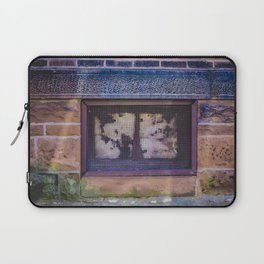 Basement Window from my street photography collection Laptop Sleeve