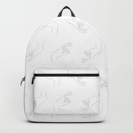 The Rabbit's Shadow Backpack