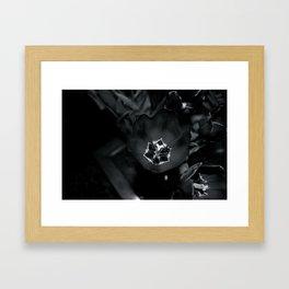 Death and life Framed Art Print