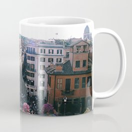 Spanish Steps in Spring Coffee Mug