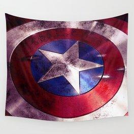 Steel War Wall Tapestry