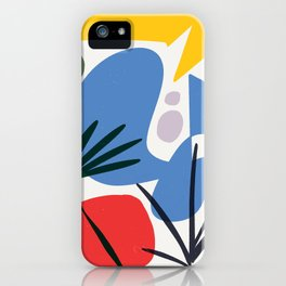 zen garden new life iPhone Case