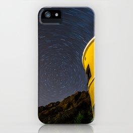 Mirando al Norte iPhone Case