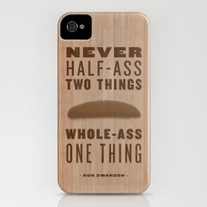 Whole-Ass One Thing Slim Case iPhone (4, 4s)