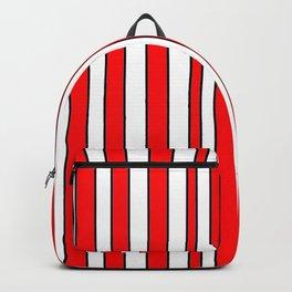 Strips 10-line,band,striped,zebra,tira,linea,rayas,rasguno,rayado. Backpack