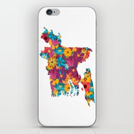 Bangladesh iPhone Skin