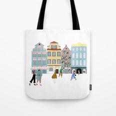 City Gals Tote Bag