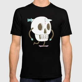As I Skate through the Valley of Death T-shirt