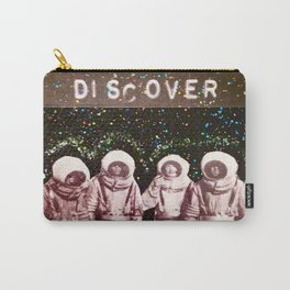 Discover Carry-All Pouch
