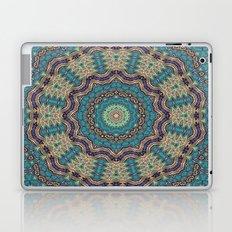 Jade & Gold Mandala Laptop & iPad Skin
