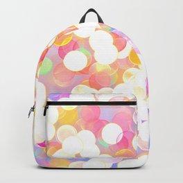 Bokeh Lights Backpack