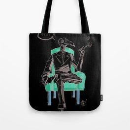 Birdman (Ciao) Tote Bag