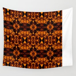 The Valley Gold Wall Tapestry