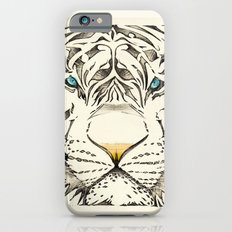 The White Tiger Slim Case iPhone 6s