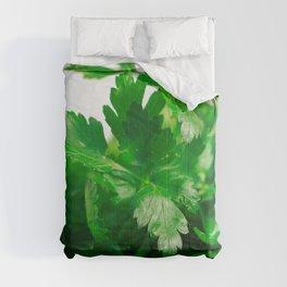 Parsley Comforters