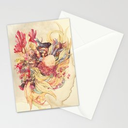Wild Bouquet Stationery Cards