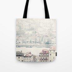 city river Tote Bag