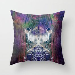 Curtain Call Throw Pillow