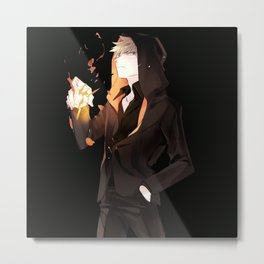 Katsuki Bakugou Great3 Metal Print