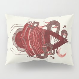 Positive Thinking Pillow Sham