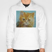 van gogh Hoodies featuring Van Gogh by Michael Creese