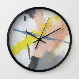 Leg Wall Clock