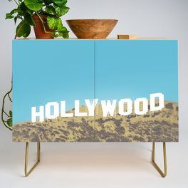 Hollywood Gold Rush Credenza