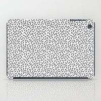 memphis iPad Cases featuring Memphis by Sandy Cary