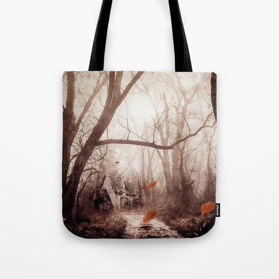 Secret place. Tote Bag