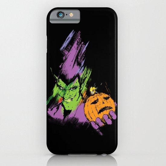 The Green Goblin iPhone & iPod Case