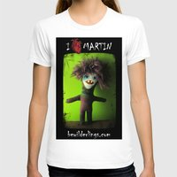 lydia martin T-shirts featuring Martin by Bewilderlings