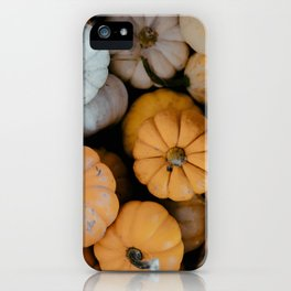 Gourds iPhone Case