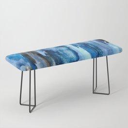 Deep Lapis Bench